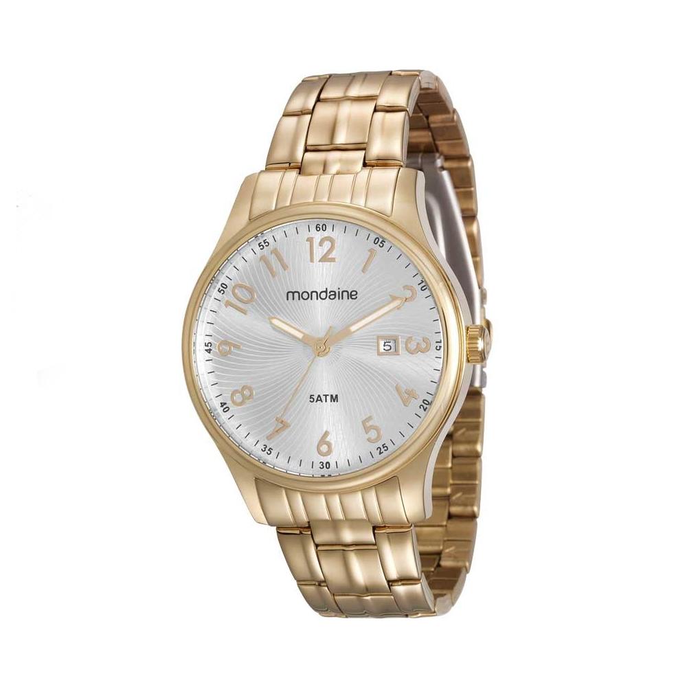 Relógio MONDAINE 78710LPMVDA1 Dourado