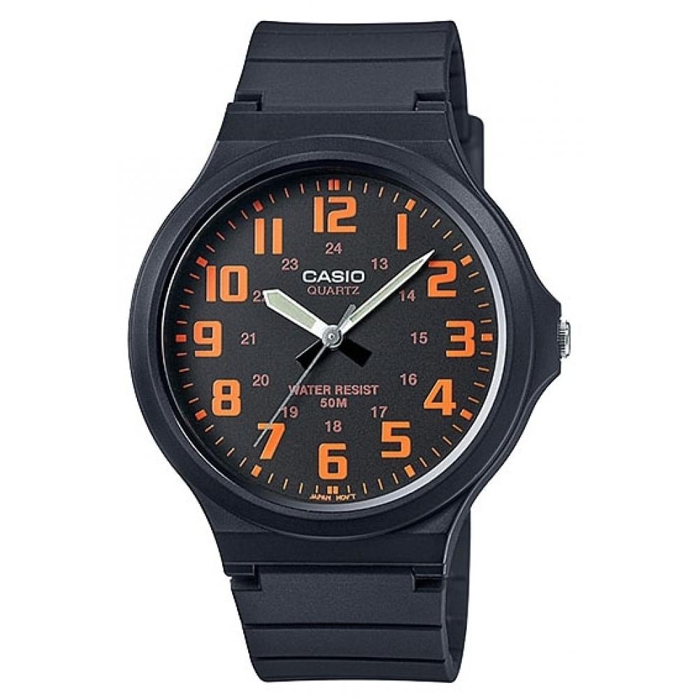 Relógio CASIO MW-240-4BVDF - PRETO FOSCO