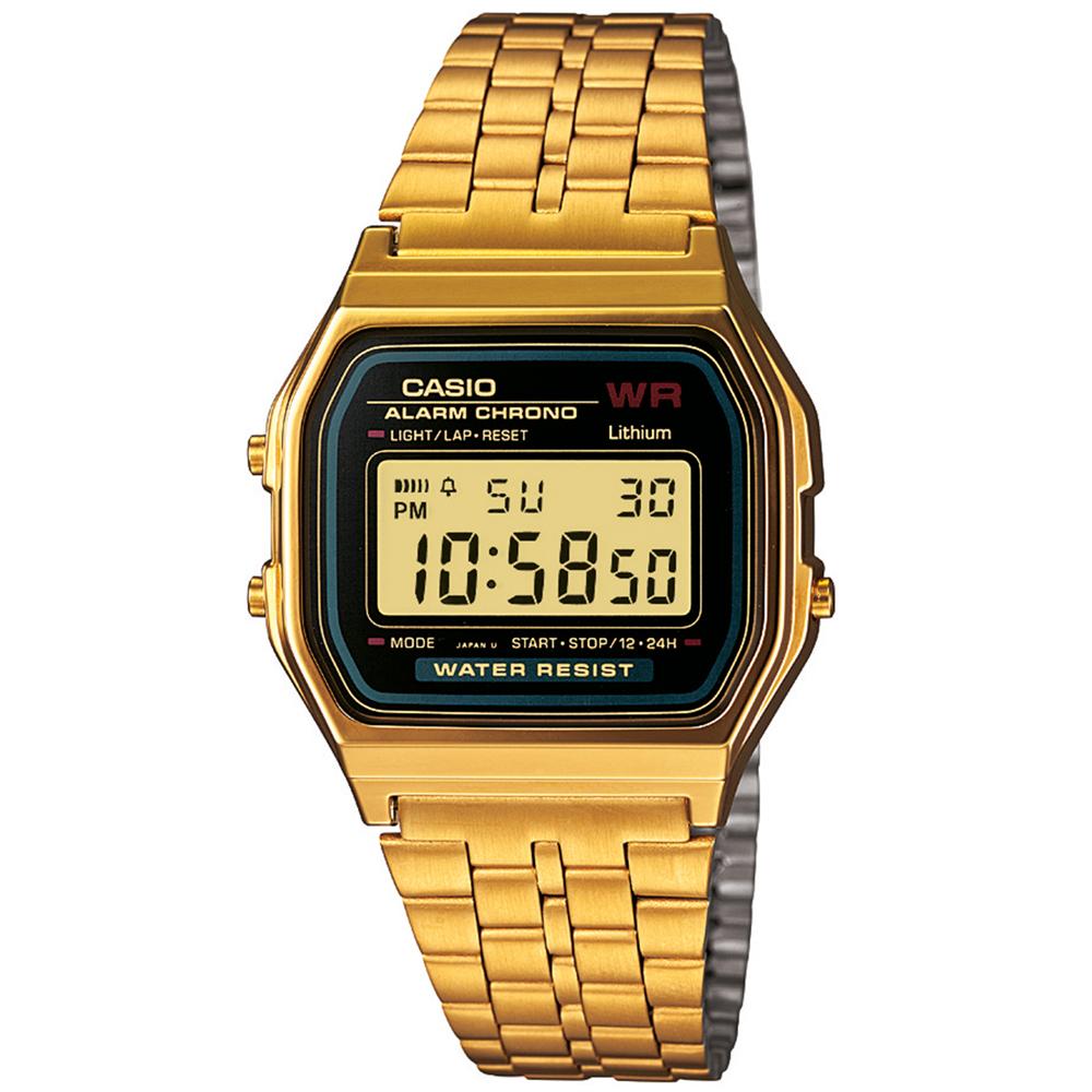 Relógio CASIO VINTAGE A159WGEA-1DF Dourado