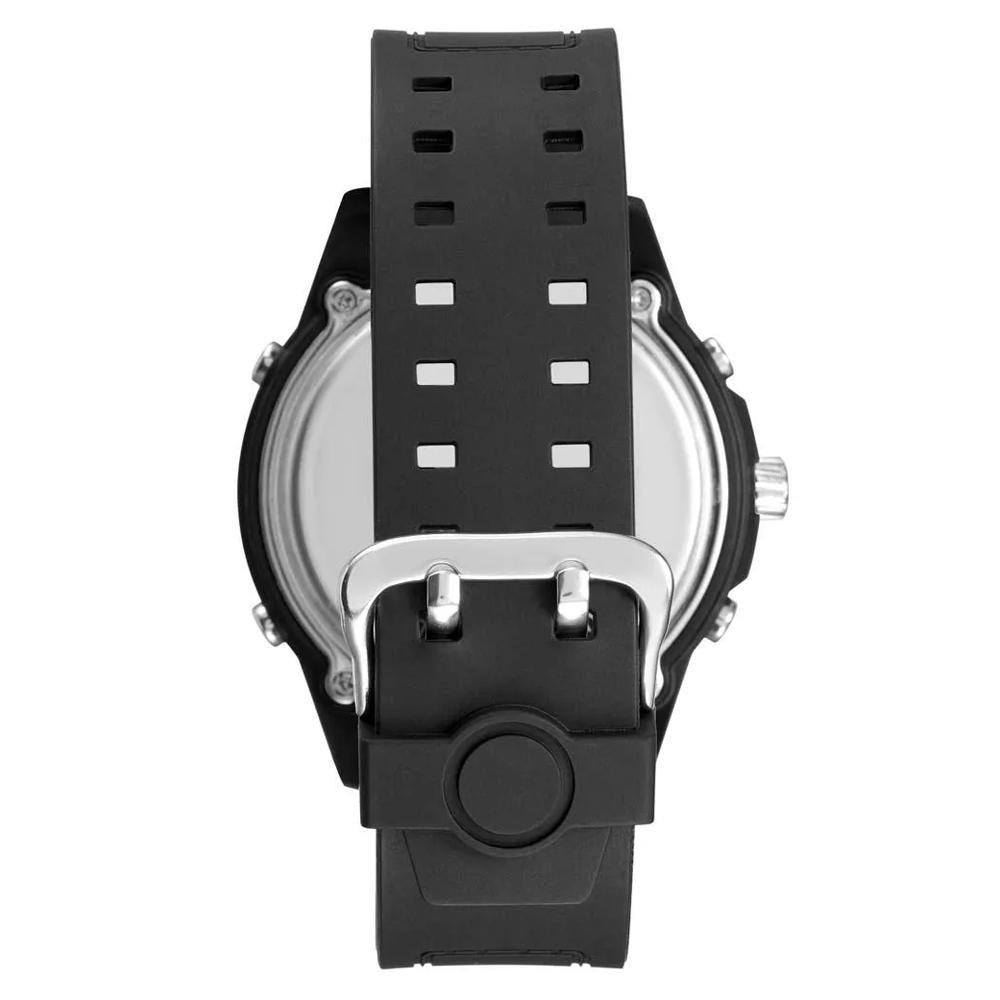 Relógio SPEEDO 69014G0EVNV1 - Analógio e Digital - Preto com Detalhe Azul