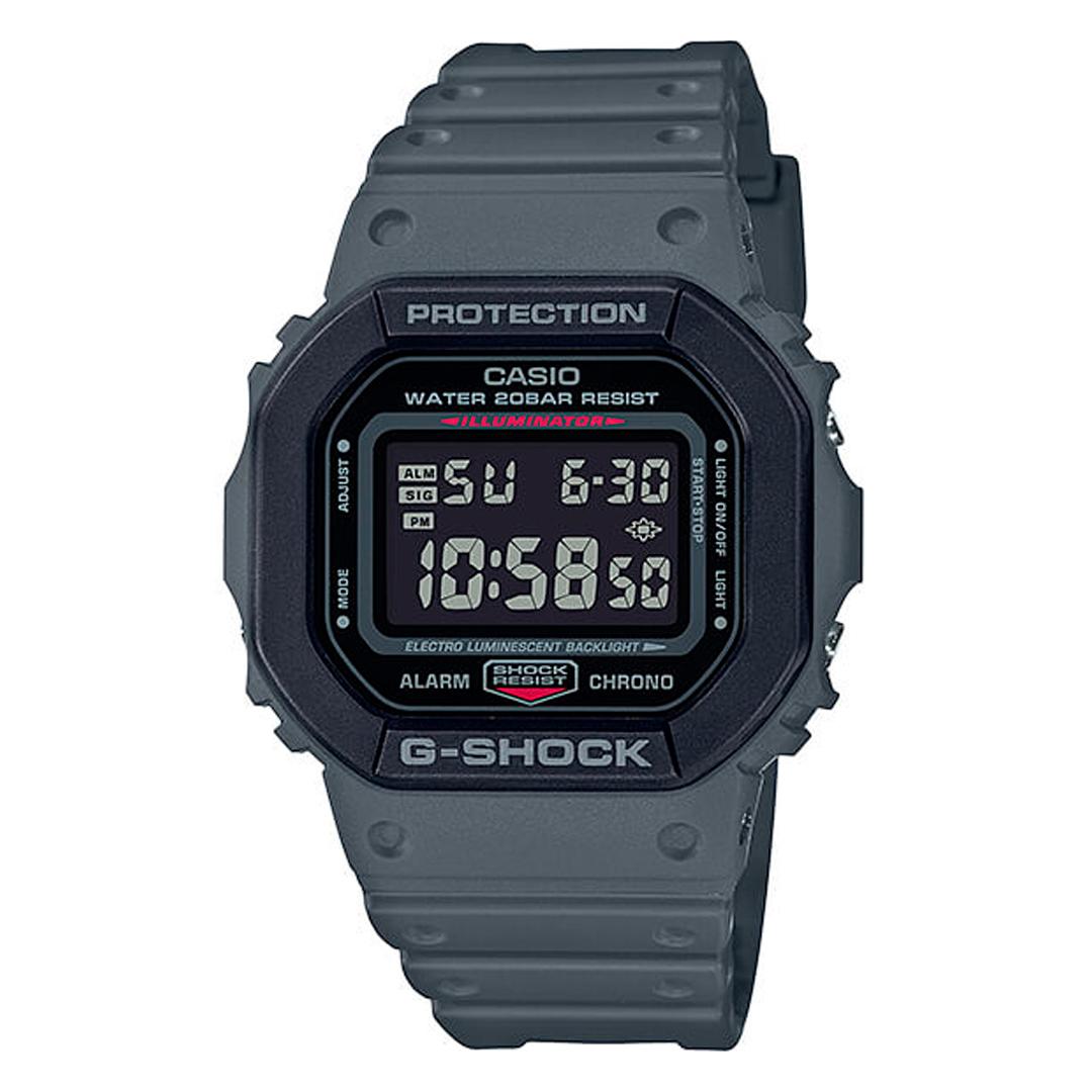 Relógio Digital Masculino G-SHOCK da CASIO DW-5610SU-8DR