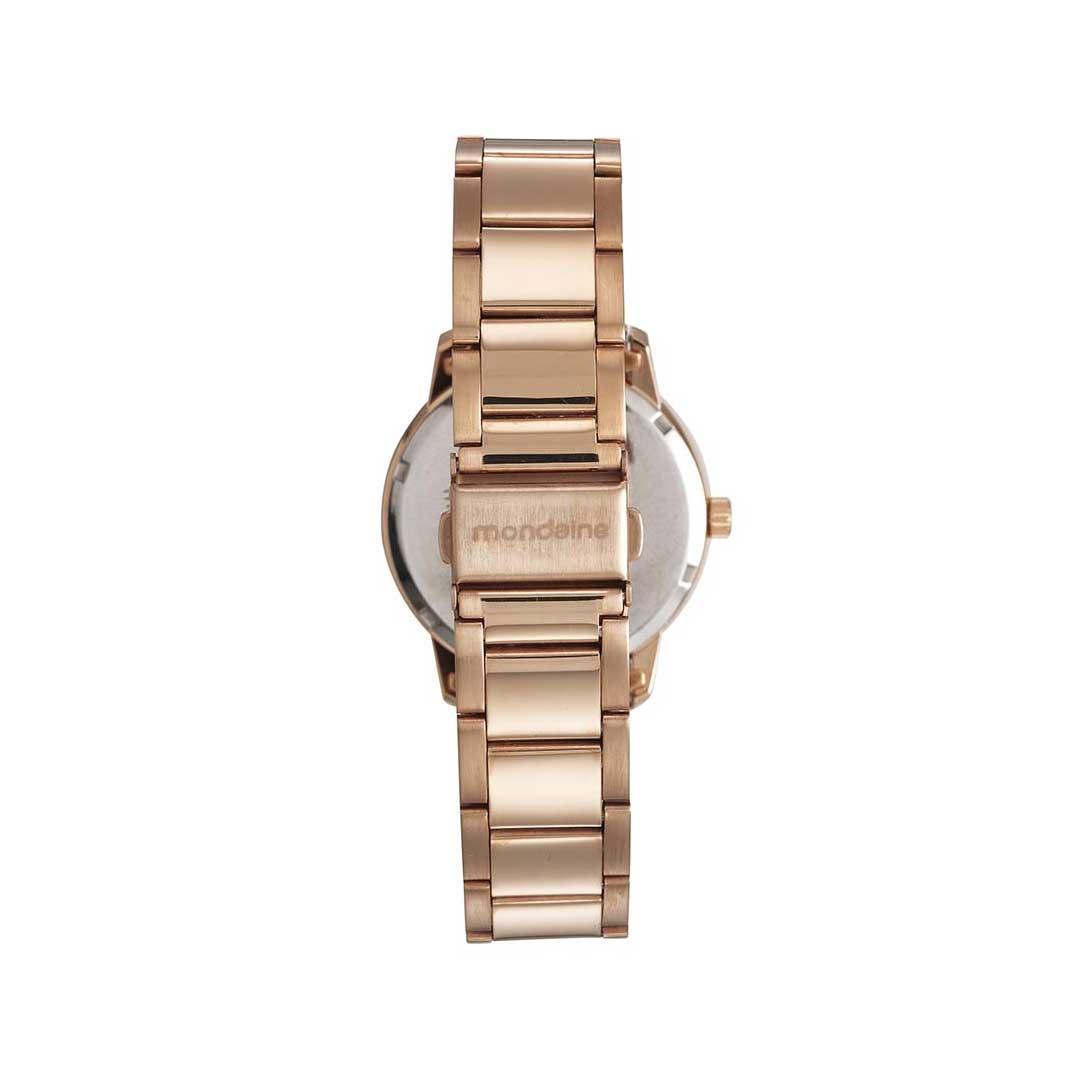 Relógio Mondaine Feminino 53699LPMGRE3 Rosê