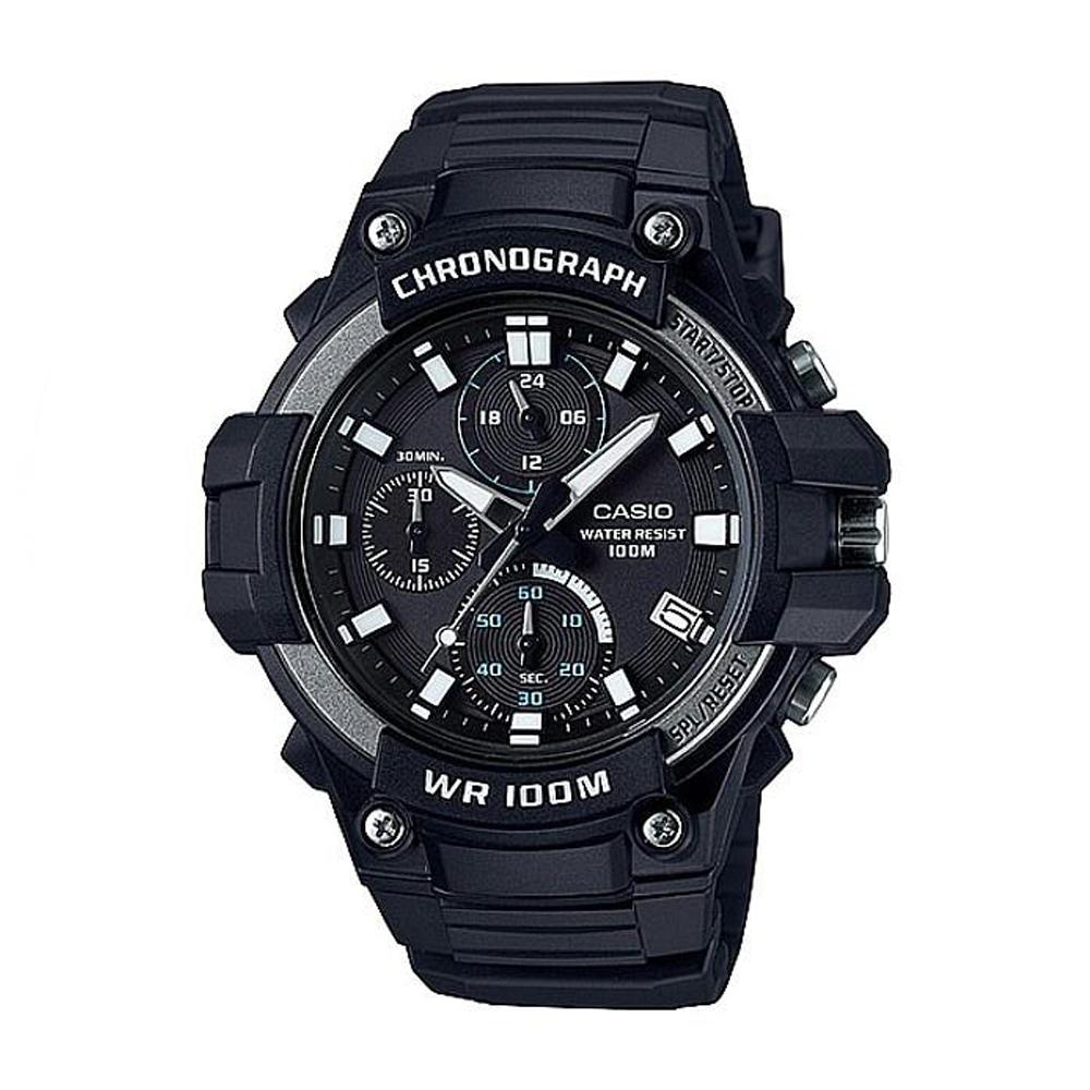 Relógio CASIO MCW-110H-1AVDF - PRETO