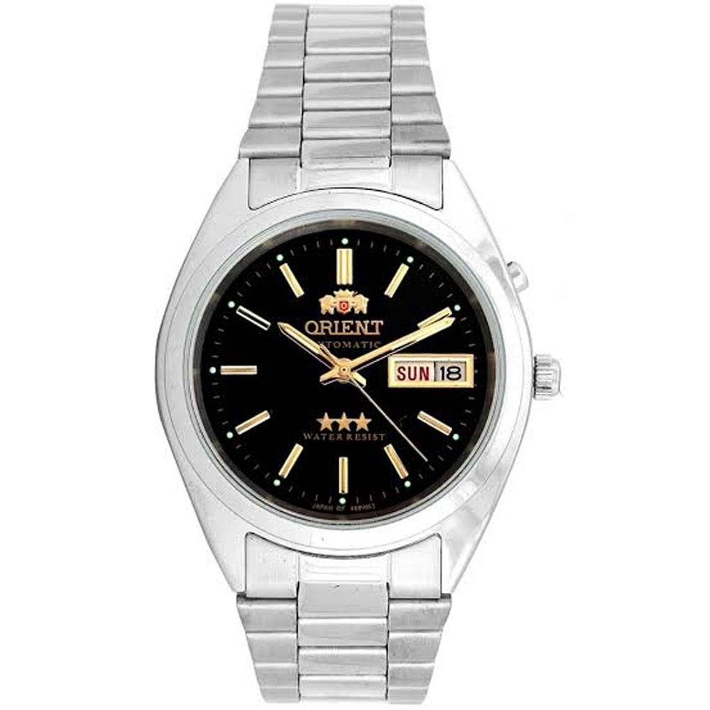 Relógio ORIENT 469WA3 P1SX Automático 3 Estrelas