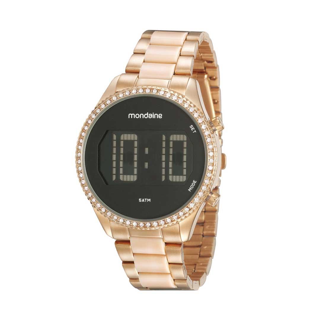 Relógio Mondaine Feminino 32122LPMVDF1 Dourado