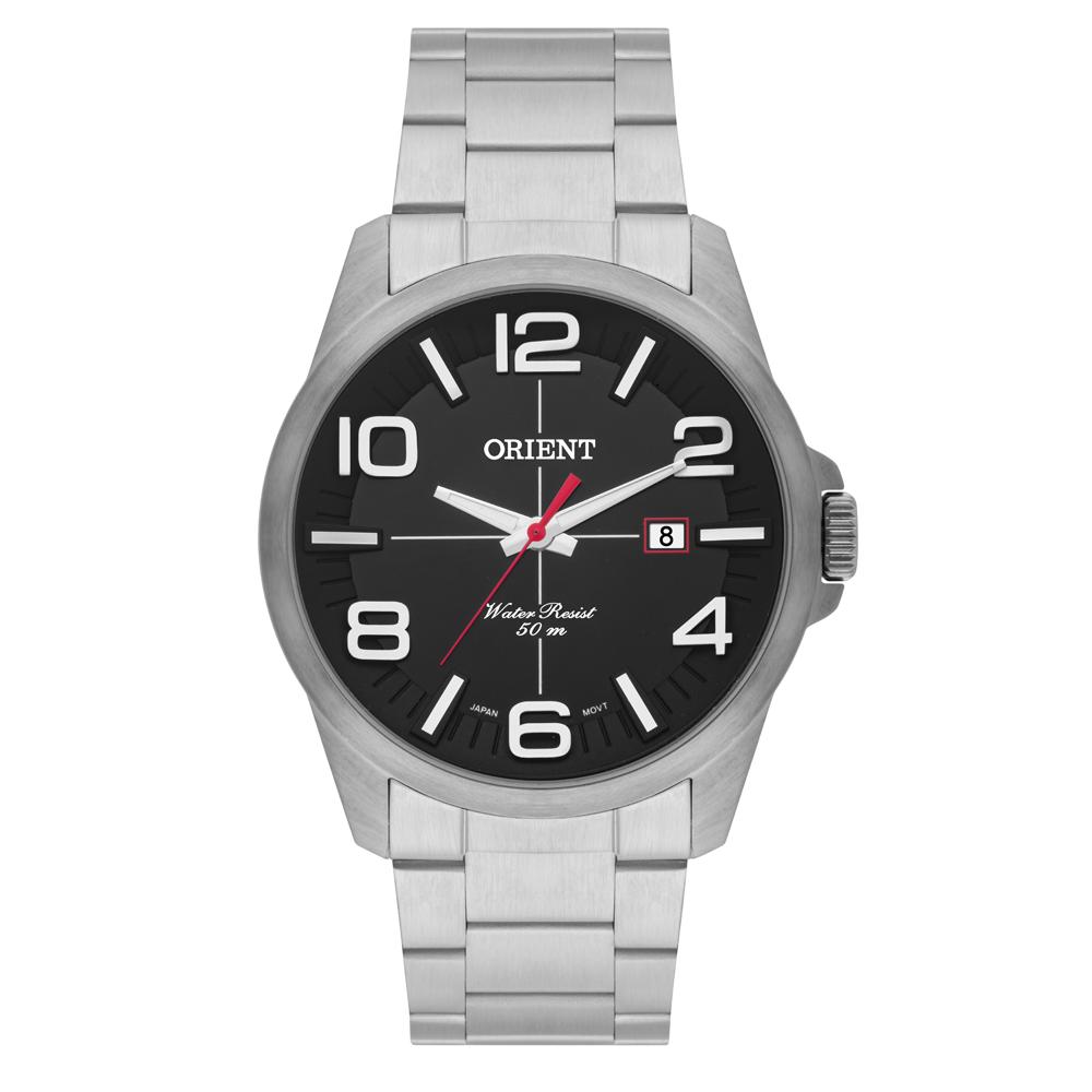 Relógio ORIENT MBSS1289 P2PX Analógico Prata