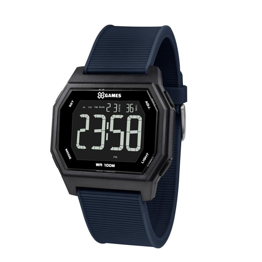Relógio X-GAMES XGPPD114 PXDX Digital Azul
