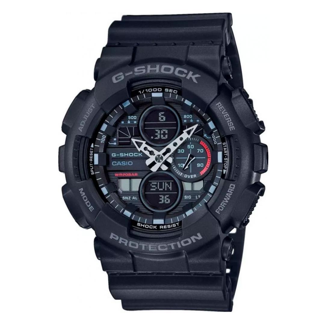 Relógio G-SHOCK GA-140-1A1DR Masculino