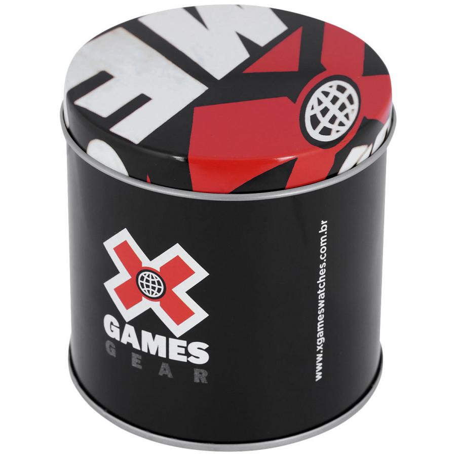 Relógio XGAMES XKPPD066 PXPX Digital - Preto/Dourado