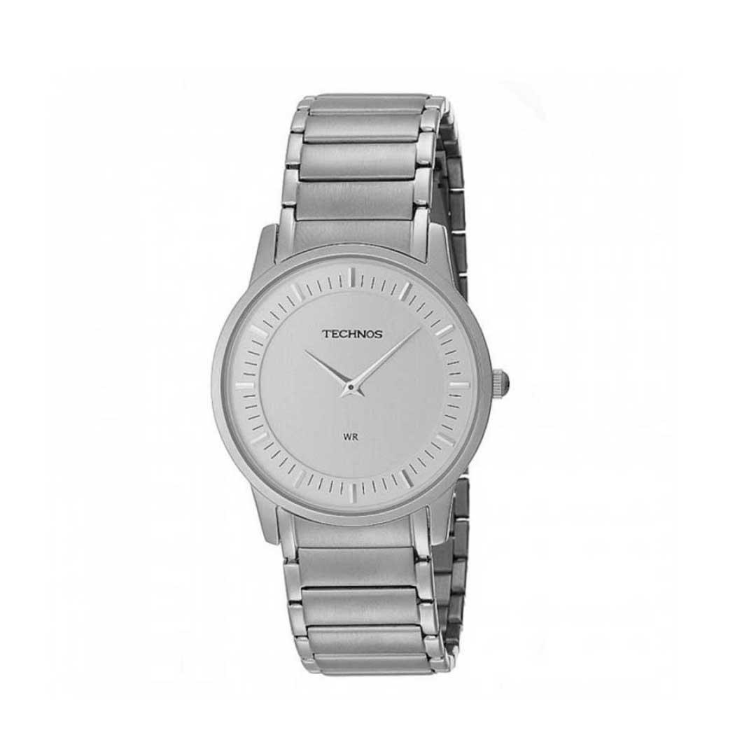 Relógio TECHNOS Masculino CLASSIC SLIM GL20AH/1K