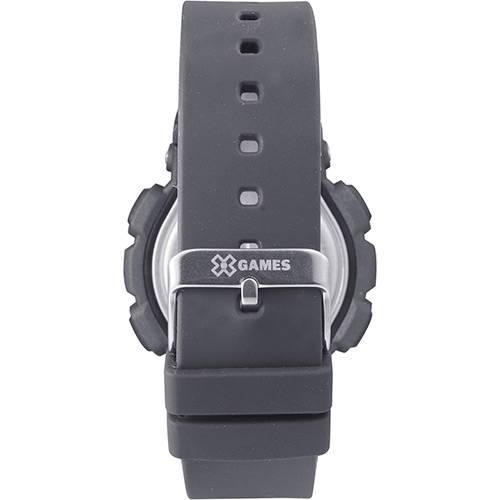 Relógio XGAMES XMPPD343 BXGX Digital - PRETO/LARANJA