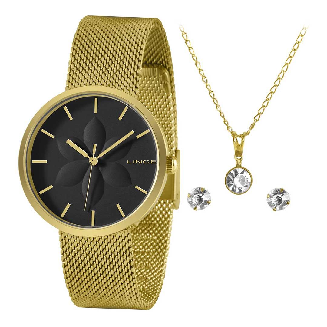 Relógio lince Feminino LRH154L KZ76  Analógico
