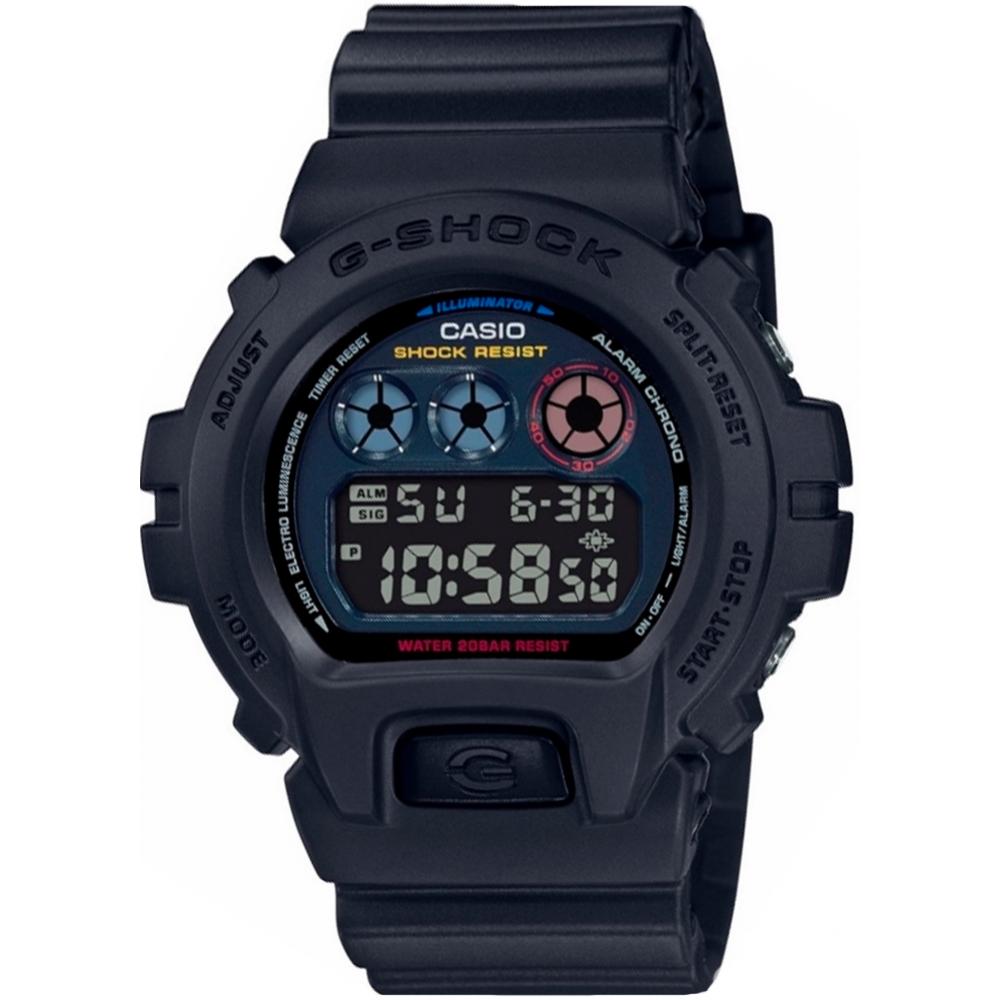 Relógio CASIO G-Shock DW-6900BMC-1DR - Preto