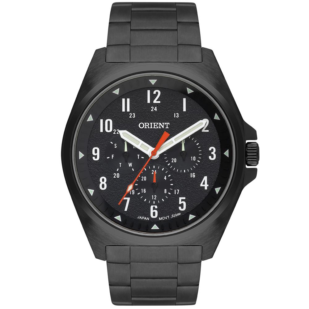 Relógio ORIENT MPSSM005 P2PX Analógico Preto